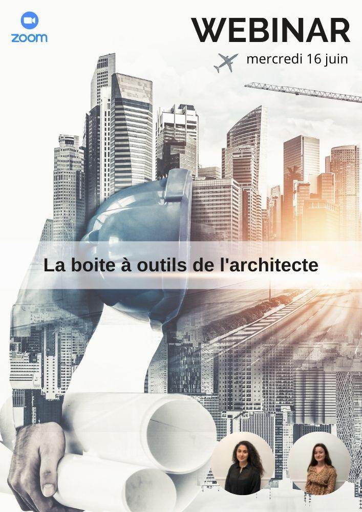 Highline Paris - Webinar - La boite à outils de l'architecte