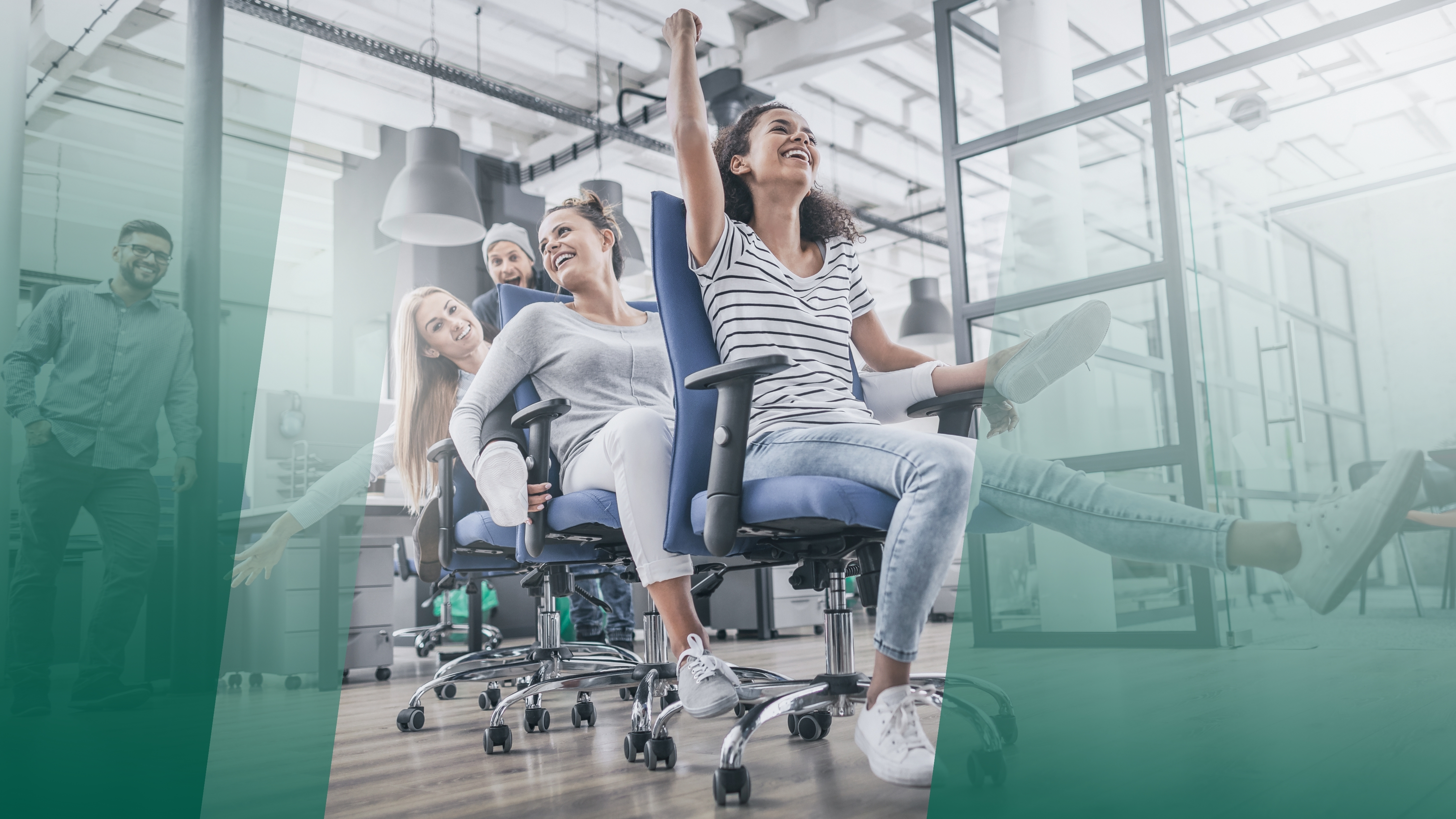 Can the workspace increase your teams' well-being at work?